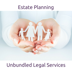 Unbundled Estate Planning
